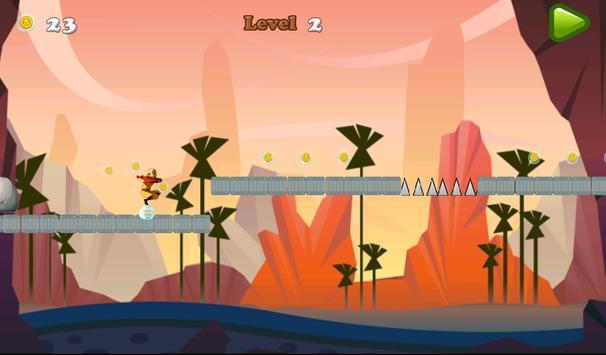 Aang Run Avatar Adventure apk screenshot