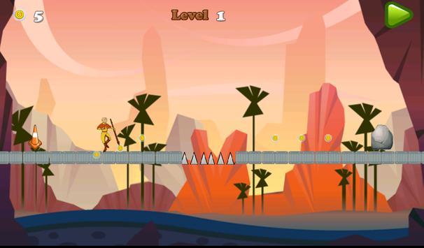 Aang Run Avatar Adventure screenshot 3