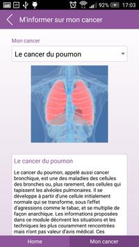 e-cancer apk screenshot