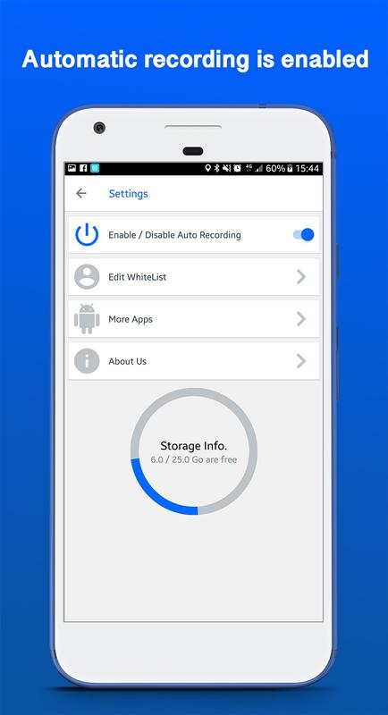 Automatic call recorder app for android free download