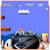 Nes Emulator : Classic games 2018 icon