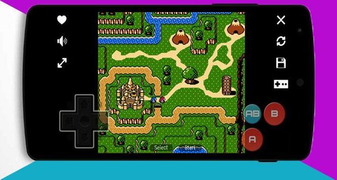 Nes Emulator : Classic games 2018 poster