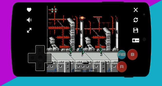 Nes Emulator : Classic games 2018 screenshot 6