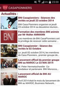 BNI Casapionniers screenshot 1