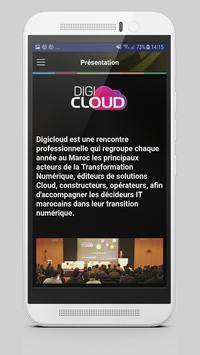 Digicloud apk screenshot