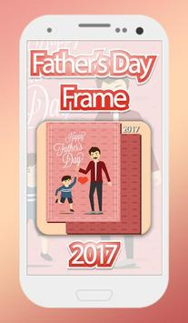 Father's Day Frame 2017 poster