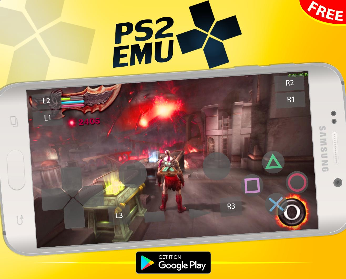 New PS2 Emulator (Play PS2 Games) for Android - APK Download