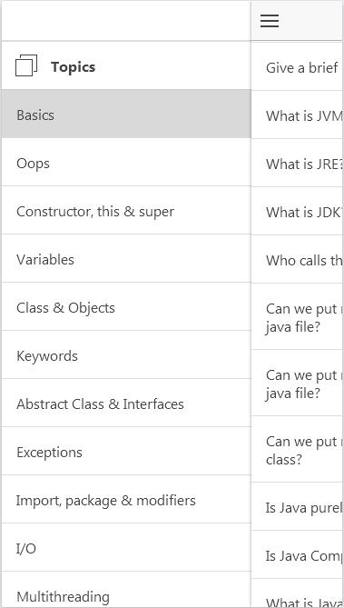 Java General Knowledge for Android - APK Download