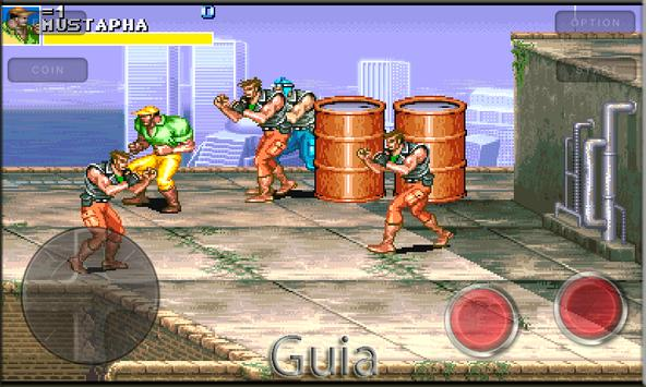 Guia Cadillacs And Dinosaurs apk screenshot