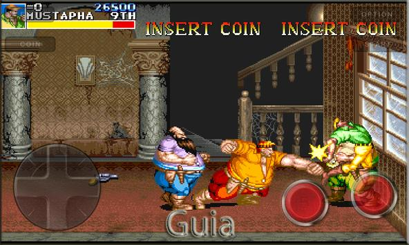 Guia Cadillacs And Dinosaurs screenshot 10