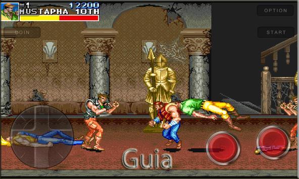 Guia Cadillacs And Dinosaurs screenshot 14