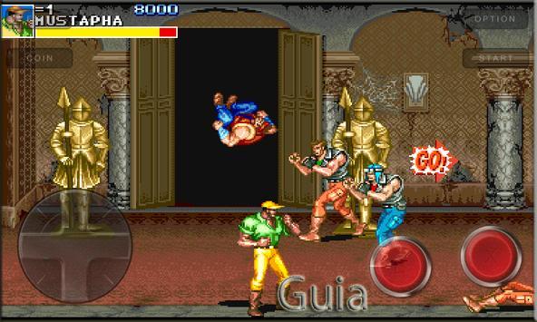 Guia Cadillacs And Dinosaurs screenshot 1