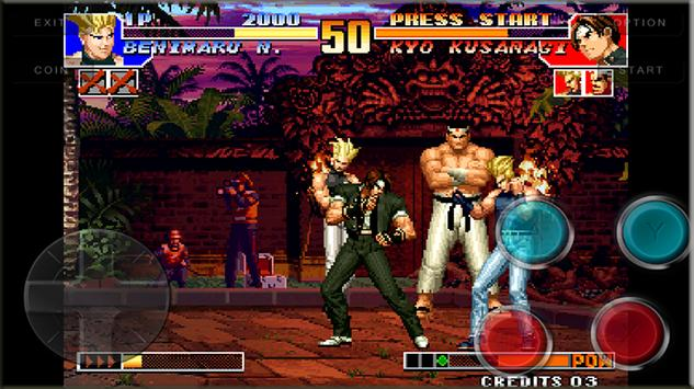 Guia King of Fighter 97 screenshot 2