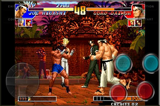 Guia King of Fighter 97 screenshot 3