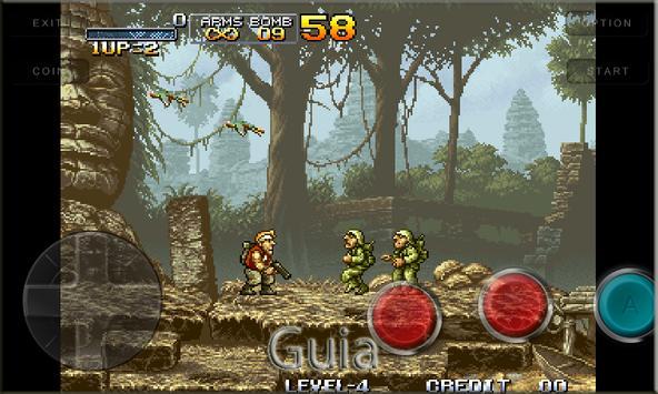 Guia Metal Slug 1 and 2 apk screenshot