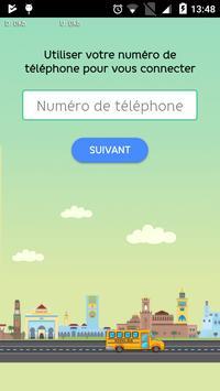 Monbus screenshot 1