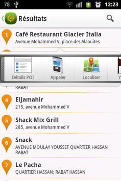 Tourismo apk screenshot