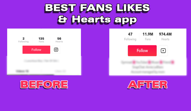 Boost Followers For Musically - Fans Simulator poster