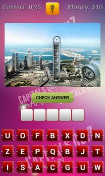 Quiz About Capitals screenshot 3
