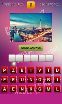 Quiz About Capitals screenshot 5