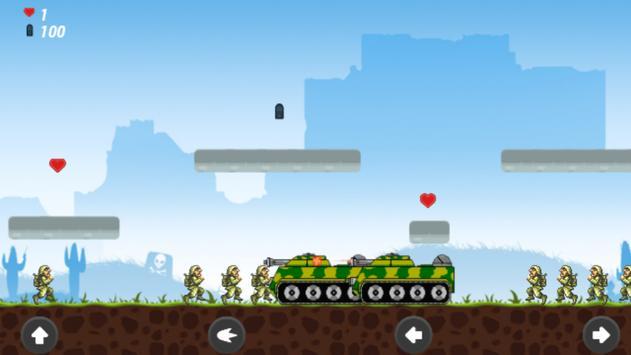 The Traitor Commandos apk screenshot