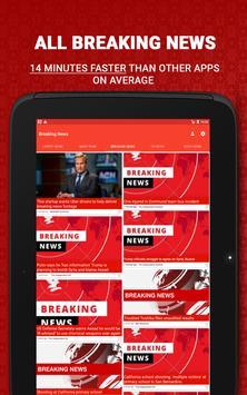 Breaking News Plus apk screenshot