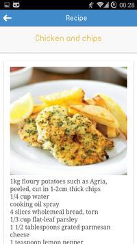 Eating Healthy Food apk screenshot