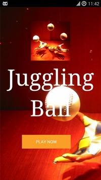Juggling Ball poster