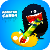 Monster Candy in CandyLand icon