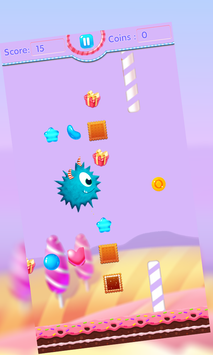 Monster Candy in CandyLand screenshot 3
