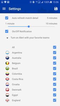 كأس العالم روسيا 2018 تصوير الشاشة 7