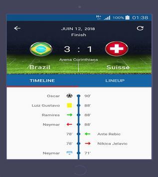كأس العالم روسيا 2018 تصوير الشاشة 8