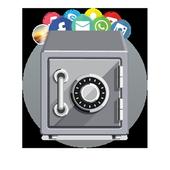 قفل التطبيقات بالبصمة icon