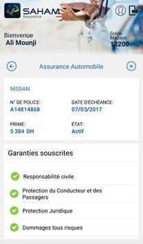SAHAM Assurance Maroc apk screenshot