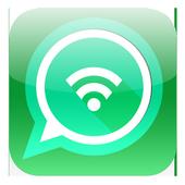 دردشة واتسب بدون أنترنيت Prank icon