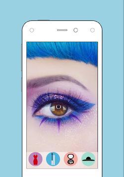 Unicorn Camera Makeup screenshot 2