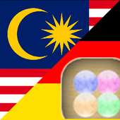 German Malay Tutor icon