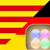 German Catalan Tutor icon
