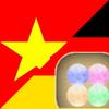 German Vietnamese Tutor icon