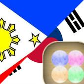 Korean Tagalog FREE icon