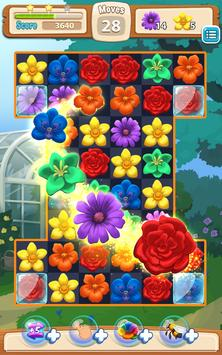 Blossom Blitz Match 3 apk screenshot