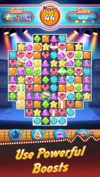 Hard Rock Puzzle Match apk screenshot