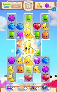 Sweet Match 3 apk screenshot