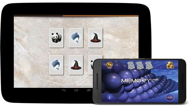Memory match game screenshot 3