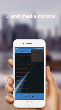 Argentina Music Online screenshot 8