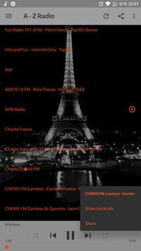 France Music Radio from Paris screenshot 10