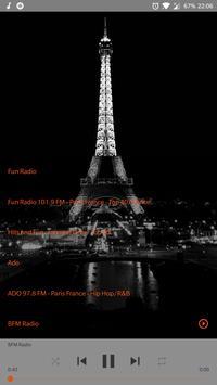 France Music Radio from Paris screenshot 1