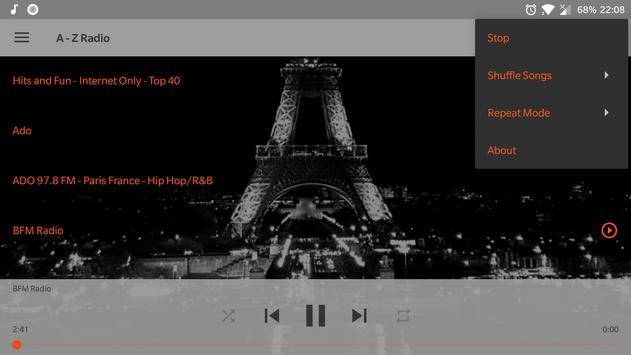 France Music Radio from Paris screenshot 20