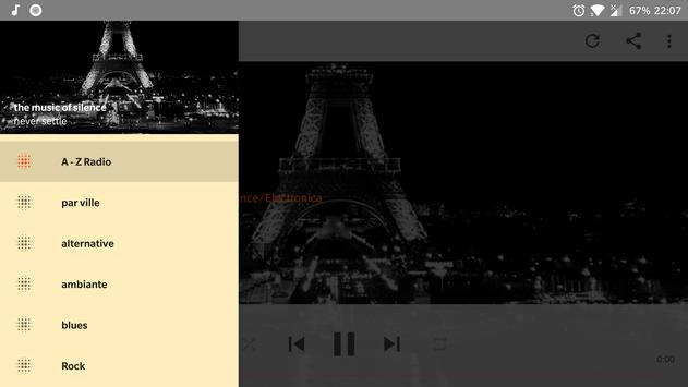 France Music Radio from Paris screenshot 5