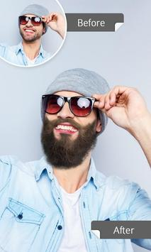 Hair Changer:Mustache for Man poster
